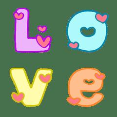 อีโมจิ Heart Emoji1