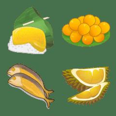 อิโมจิ ขนมไทย และ อาหารอื่นๆ