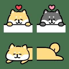 yuru shibainu emoji2