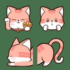小紅貓恰恰 表情貼