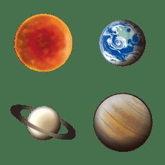 space – LINE Emoji | LINE STORE