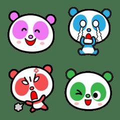 パンダの4つの気持ち