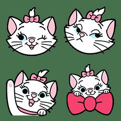 迪士尼瑪莉貓 表情貼
