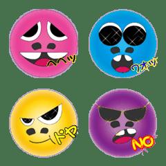 Face 40 Emoji