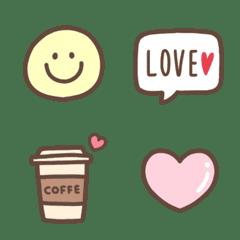simple natural emoji