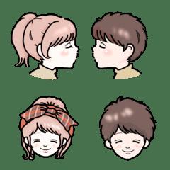 Mii&Tomo -emoji-