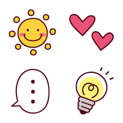 Many many girls! Emoji [parts1]