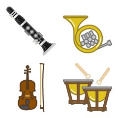Emoji for Wind and Orchestra