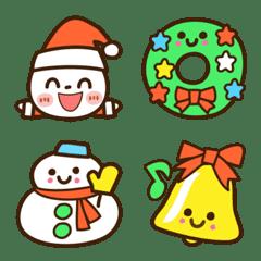 たのしいクリスマス絵文字