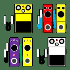 Guitar player's emoji