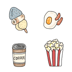 food's Emoji