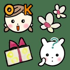Usagi & Girl you can use everyday