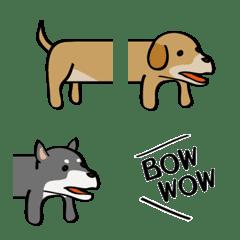連接動物(如狗和熊貓)