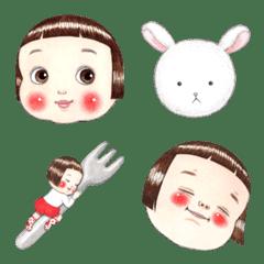 Ringochan Emoji
