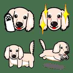 The Emoji of Dachshund