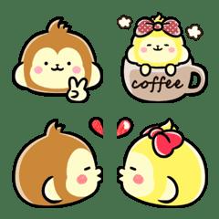 MONCHAN Emoji