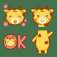 Giraffe club Emoji