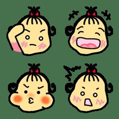 Momi-chan's Emoji