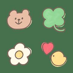 Nostalgic Japanese emoji 4