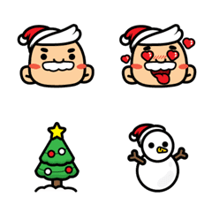 Little Cute Santa