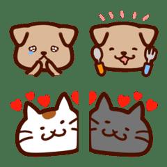 3 animals EMOJI