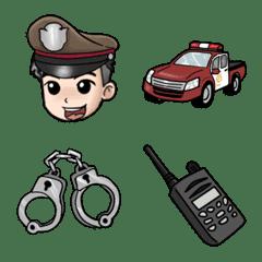 ตำรวจ 5.0 อิโมจิ