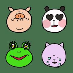 Hilarious Animals Emoji
