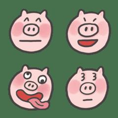 八戒的豬頭表情
