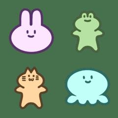 อิโมจิ animal's