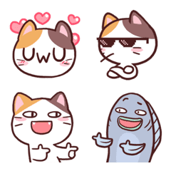 Meong Meme Cat Emoji