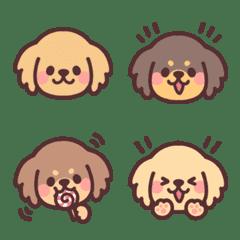 Dachshund Puppy – LINE Emoji | LINE STORE