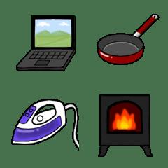 อิโมจิไลน์ Daily use items