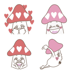 อิโมจิไลน์ Kinokodokidoki Emoji
