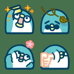 PP mini小小企鵝 表情貼3