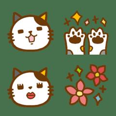 calico cat Emoji 2