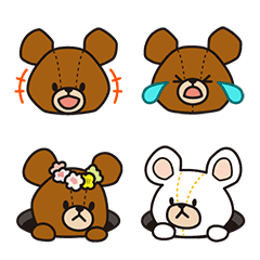 the bears' school Emoji