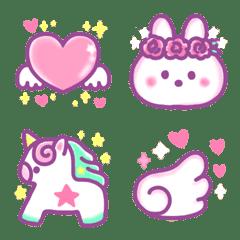 Fancy&cute Emoji