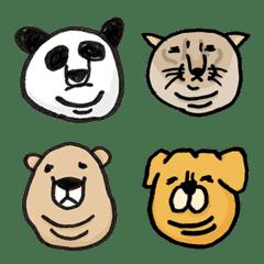 Double chin animals Emoji