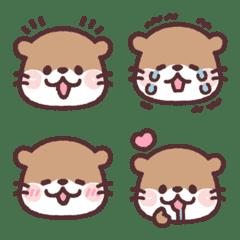 cute little otter