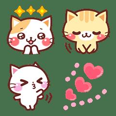อิโมจิไลน์ A lot of cats อิโมจิ 2