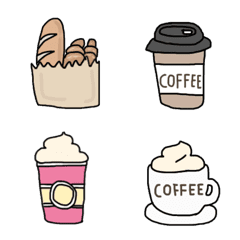 for coffee lover Emoji – LINE Emoji | LINE STORE