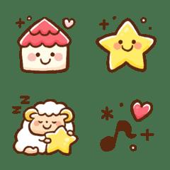 Can be used everyday Kawaii Emoji