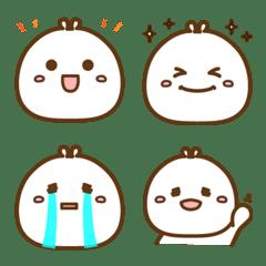 อีโมจิ Yama Usagi's Simple&Cute&Standard Emoji