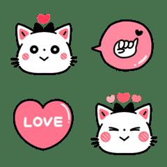 อีโมจิ Love is overflowing emoji