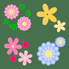 อีโมจิ Beautiful flower2
