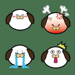 อีโมจิ Inuzarashi Emoji