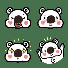 อีโมจิ Chiau Bear