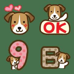 อีโมจิ Jack Russell Terrier Emoji