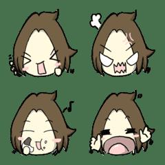 渝人的生活表情貼02(詠鈞&妞娘篇)