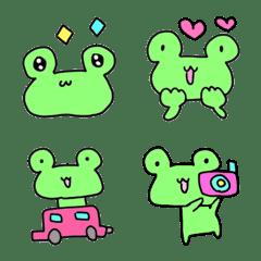 Kaeruchan Emoji